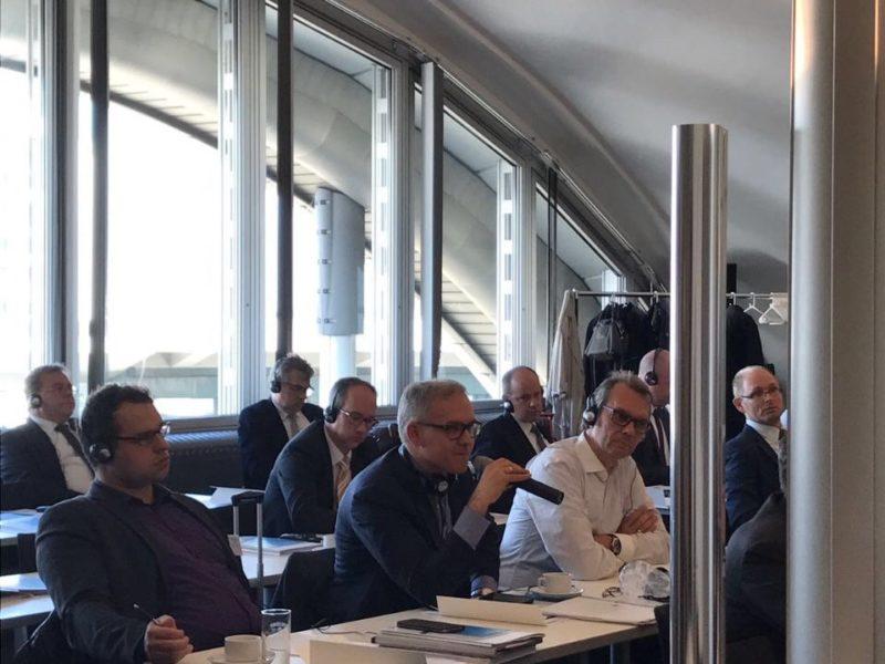 Seminario informativo in Germania sulle tecnologie e infrastrutture ferroviarie in Italia