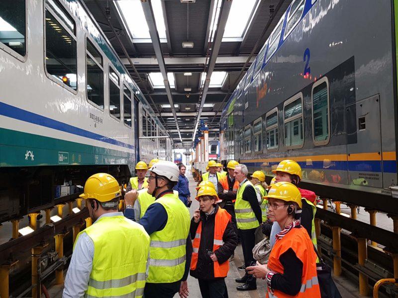 Internazionalizzazione nel settore ferroviario