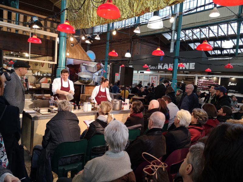 Settimana della Cucina Italiana nel Mondo 2019 in Germania