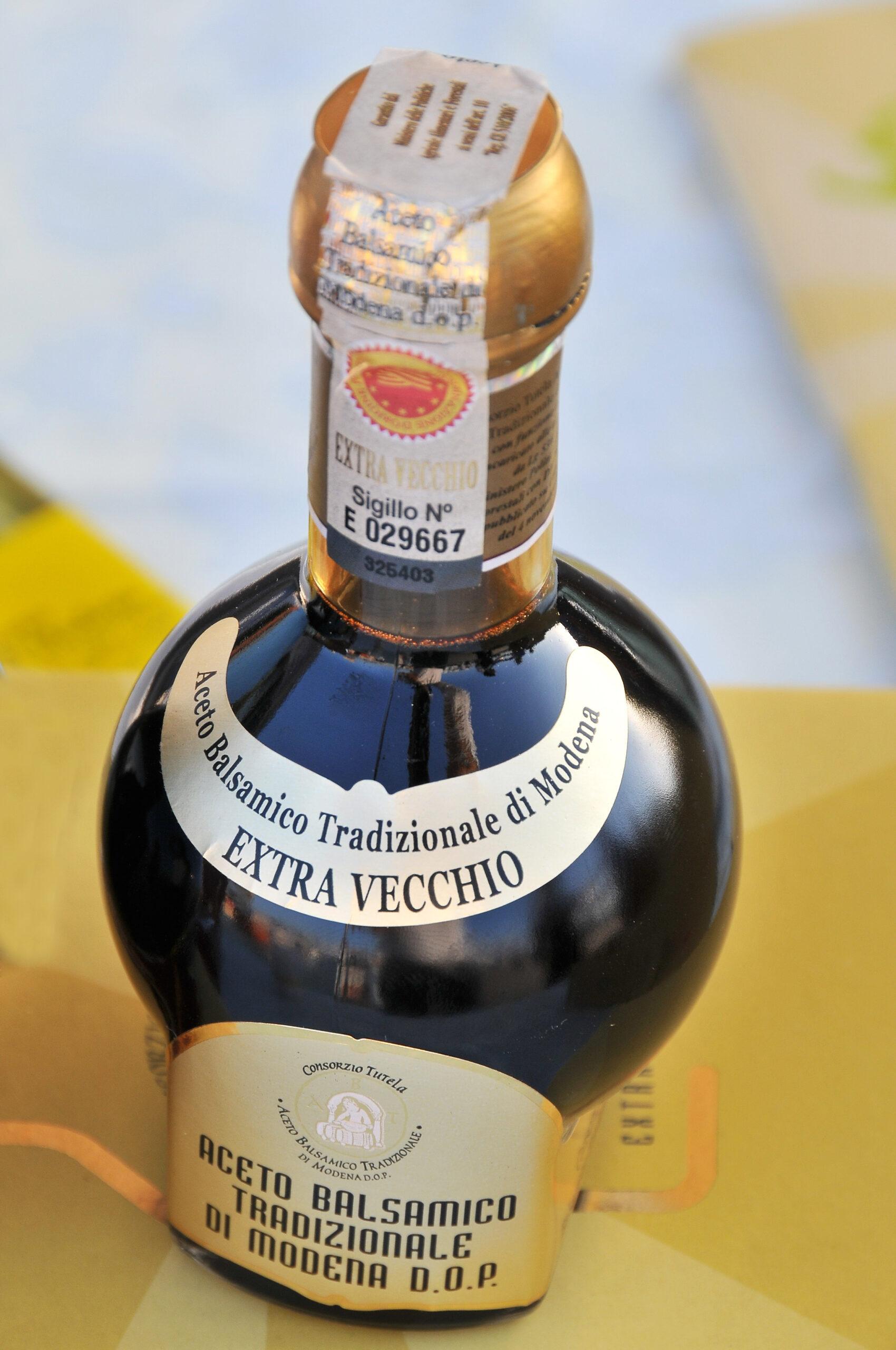 ITKAM: Aceto Balsamico Tradizionale di Modena DOP