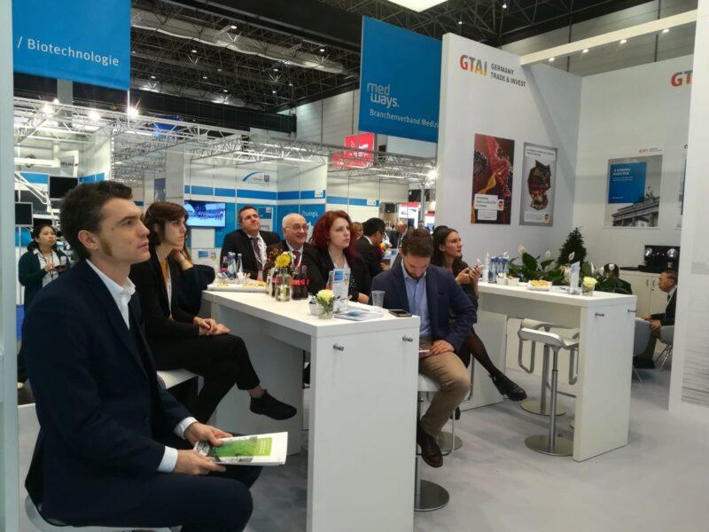 Internazionalizzazione delle PMI nel campo della biotecnologia e della tecnologia medicale